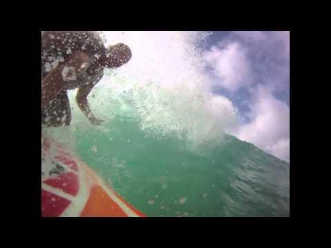 Epic North Shore, Lovin My Rworld Surfboard!!