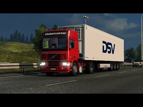 Volvo F16 + 8 Interiors and Sound v1.1