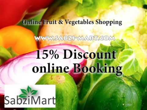 Online Grocery, Fruits and Vegetables Shopping in Delhi