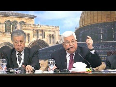Empörung über Abbas Äußerungen zum Holocaust:
