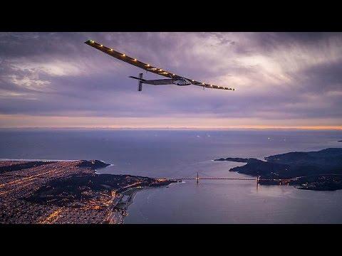 Στην Αριζόνα το Solar Impulse