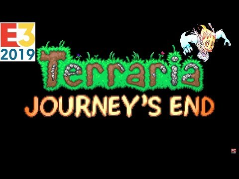 Terraria Journeys End reaction! 1.4 Is Coming This Year!