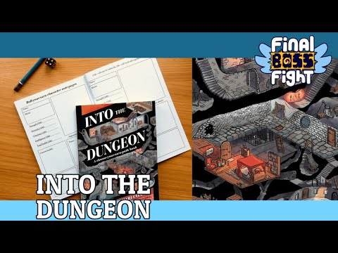 Video thumbnail for Into the Dungeon – Choose your Adventure – Final Boss Fight Live