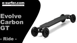 Elektro Skateboarder Berlin - Evolve meets DJI Mavic Pro