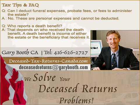 P7 Income Tax Preparation Services in Toronto | backtaxescanada.ca