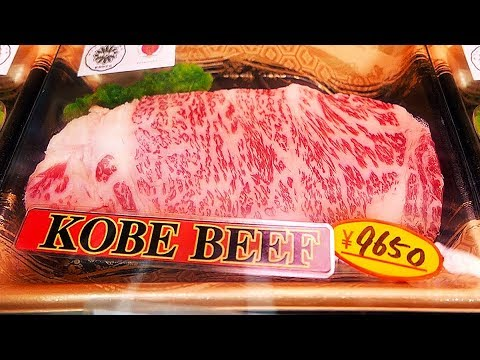 Japanese Street Food - KOBE BEEF A5 Steak Teppanyaki Osaka Japan - Thời lượng: 16 phút.