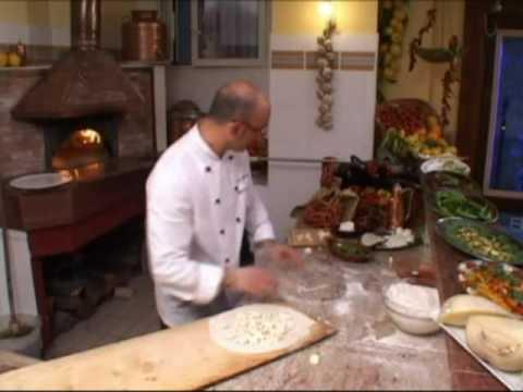 Antonino Esposito Chef della Pizza parte 5
