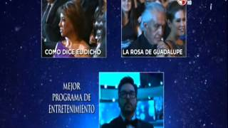 Video Barbara Torres y Arturo Carmona Entregan Premio a Mejor Serie  en Premios TVyNovelas MP3, 3GP, MP4, WEBM, AVI, FLV Juli 2018