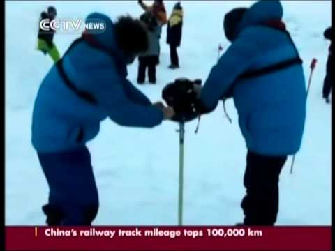 China's Snow Dragon to aid rescue of trapped Russian ship