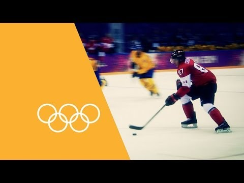 Ice Hockey: The Saves & Shots Of Sochi 2014 | 90 Seconds Of The Olympics