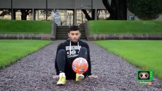 "Football Freestyler ""Shahrukh Baig"" interview"