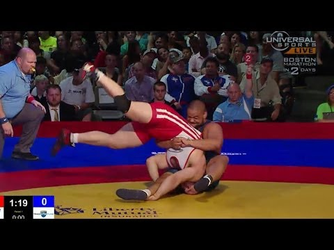 Dlagnev dominates Bradley for National Title – Universal Sports