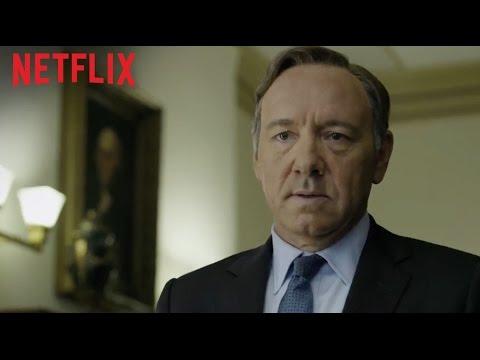 House of Cards Season 1 - Official Trailer - Netflix