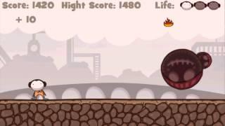 Mr. Crazy DodgeBall YouTube video