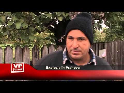 Explozie in Prahova