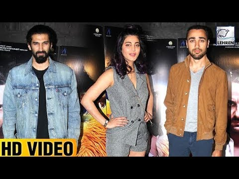 Special Screening Of Movie Kaalakaandi | Shruti Ha