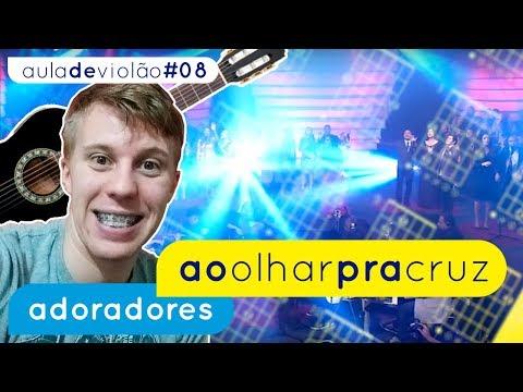 , title : '#08 - Ao Olhar Pra Cruz (Adoradores)'