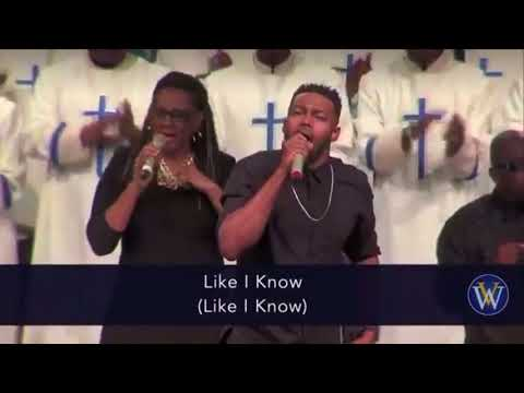 Deitrick Haddon -Watch Me Praise Him//(feat. Darrel Walls) //Windsor Village Church