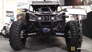 9. 2017 Can Am Maverick X3 X DS Guardian by Terra Tech Off Road - Walkaround - 2017 Toronto ATV Show