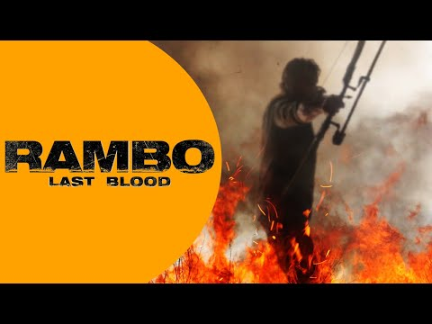 RAMBO : LAST BLOOD - TEASER 2019