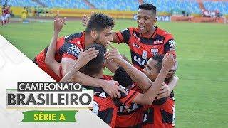 O gol de Jorginho deu a vitória ao Dragão, em jogo válido pela 20ª rodada do Brasileirão.