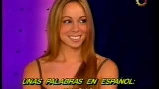 Mariah Carey habla de su amor por Luis Miguel