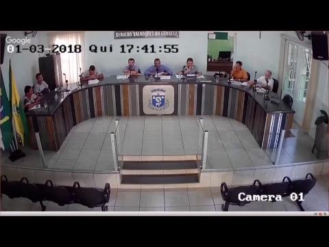 2ª Reunião Ordinária - 01 de Março de 2018