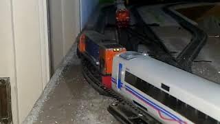WOW! Miniatur Kereta api keren