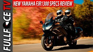 5. 2017 Yamaha FJR1300 Specs and Top Speed