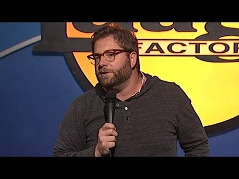 Jay Larson - Risk Taker (Stand Up Comedy)
