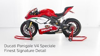 7. High End Detailing Ducati Panigale V4 Speciale Finest Signature Detail