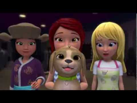 Power Of Friendship - LEGO Friends - Music Video