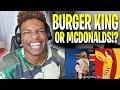 "Download Video Burger King or Mcdonalds!? Epic Rap Battles of History ""Ronald McDonald vs The Burger King"""