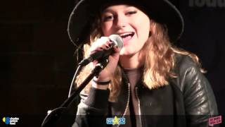 Daya performs her hit single Hide Away acoustically in The Basement of the Des Moines Social Club on Saturday, February 13th.
