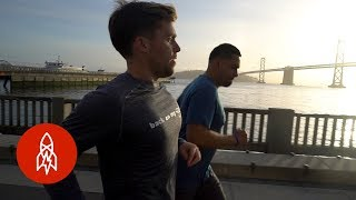 How Running Is Helping the Homeless Get Back on Their Feet