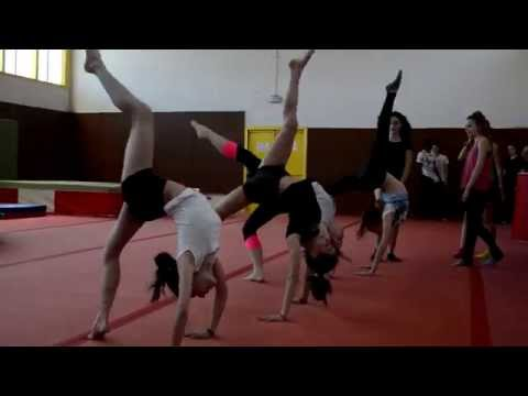 Représentation AS Gym GSH - Gym, Freerunning, GRS...