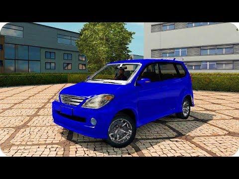 Toyota Old Avanza v1.0