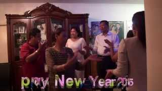 Khmer Culture - Video 6 Happy new year 2015