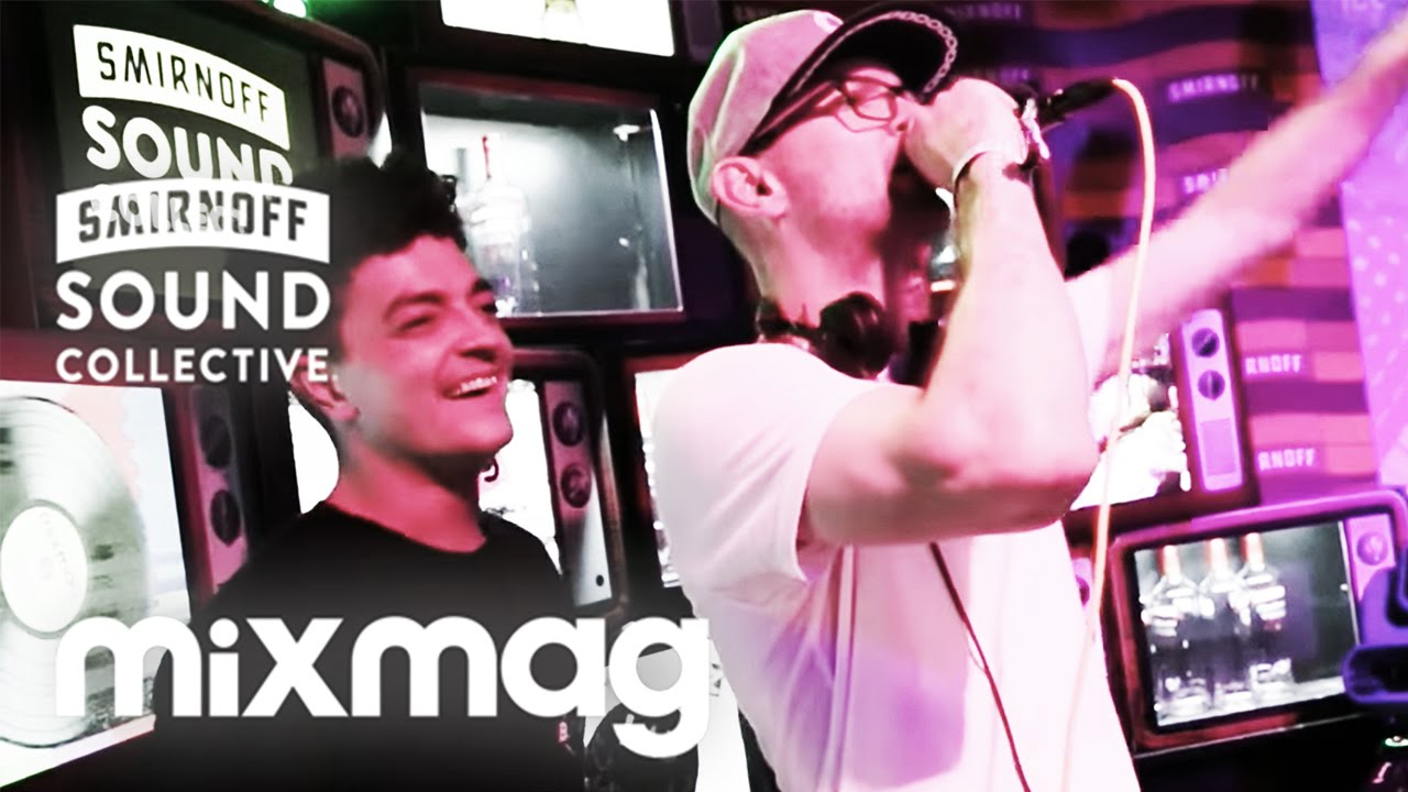 Billy Kenny b2b MAXIMONO - Live @ Mixmag Lab x EDC Las Vegas 2016