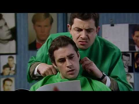 Hair by Mr Bean of London | Episode 14 | Widescreen | Mr Bean Official