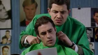 Hair By Mr Bean Of London   Episode 14   Widescreen   Mr Bean Official