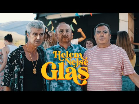 Helem Nejse - Glas (Official Music Video)