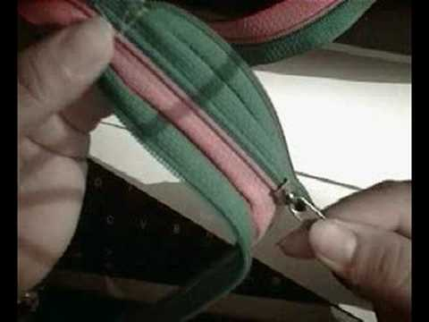 VIDEO TUTORIAL: BOLSA CON ZIPPER
