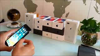 1: 1 copy iPhone 8 Plus evaluation video
