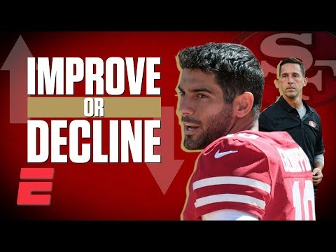 Video: If Jimmy Garoppolo can stay healthy, the 49ers could make the leap | 2019 NFL Preview