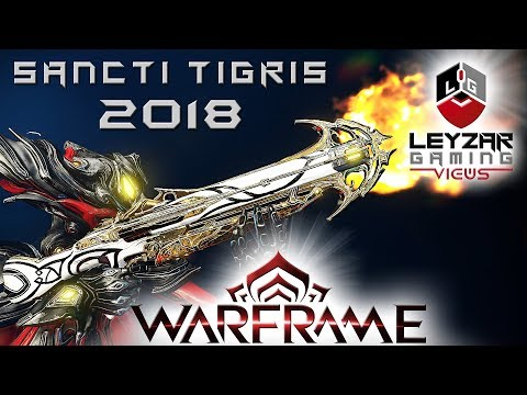 Sancti Tigris Build 2018 (Guide) - Double Barreled Purification (Warframe Gameplay)
