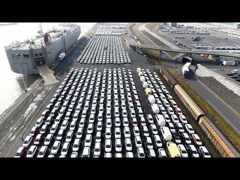 ΟΟΣΑ: «Καμπανάκι» για τις εμπορικές εντάσεις
