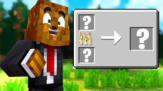 What If Minecraft Scrambled All Its Crafting Recipes -  Minecraft Scramble Craft #9 | JeromeASF