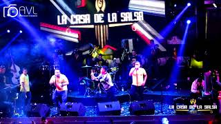 Ya No Creo En Ti - Cesar Vega y Orq. - Casa De La Salsa 2018