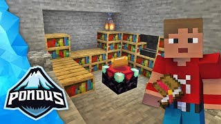 ENCHANTMENT RUMMET!   Dansk Minecraft: Pondus++ #24